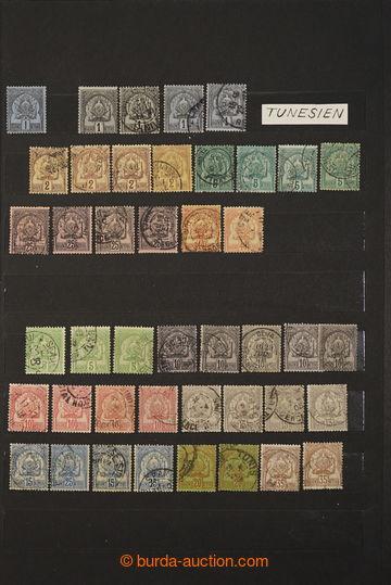 229372 - 1890-1960 [SBÍRKY]  FRANCOUZSKÉ KOLONIE / sbírka nekomple