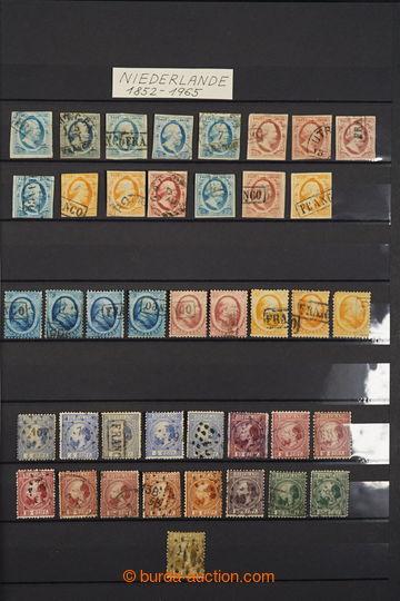 229374 - 1852-1964 [SBÍRKY]  sbírka v zaplněném 30-listovém zás
