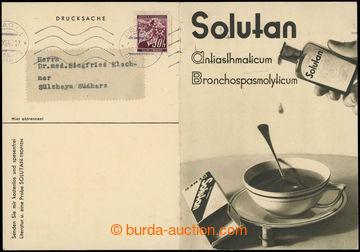 229398 - 1940 MAXA R1, reklamní tiskopis fy REMED vyfr. zn. Lipové