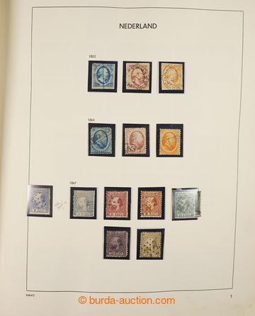 229494 - 1855-1994 [SBÍRKY]  sbírka na listech ve šroubových desk
