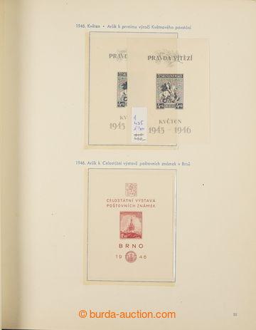 229518 - 1945-1969 [SBÍRKY]  GENERÁLNÍ / neúplná generální sb�