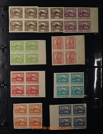 229642 - 1918-1939 [SBÍRKY]  GENERÁLNÍ / menší nekompletní sbí