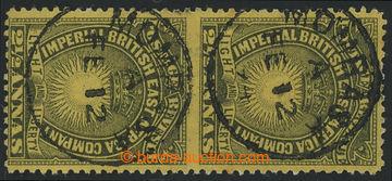 229732 - 1890-1895 SG.7cd, Light and Liberty 2½ Annas - svislá 2-p�