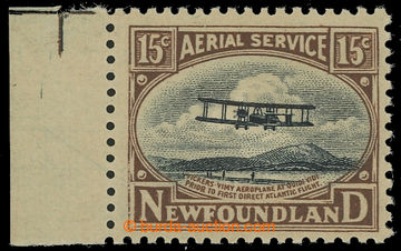 229748 - 1919 Essay Vickers - Vimy 15C tmavě modrá / hnědá -  1.