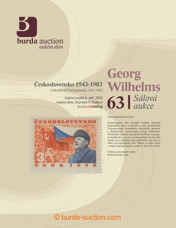 232166 - 2020 BURDA AUCTION s.r.o., speciální katalog exponátu vý