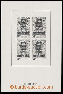 23380 - 1994 PTR1, Hladový svatý - černotisk z ročníkového alb