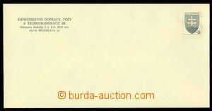 23407 - 1995 CSO 1, official envelope, superb. cat. 2000 SKK