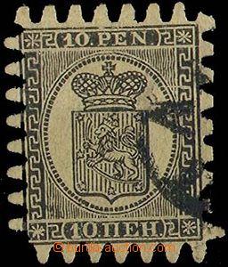 23678 - 1866 Mi.7B, kat. 550€