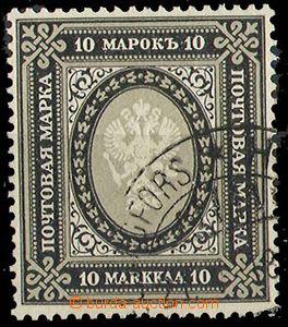 23679 - 1901 Mi.54, koncová hodnota 10M, kat. 260€, luxusní kus.