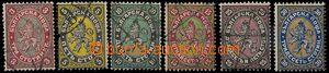 23681 - 1881 Mi.6-11, c.v.. 260€