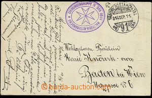 23697 - 1916 Chirurgengruppe IV. Des Souv MALTESER - RITERORDENS + D