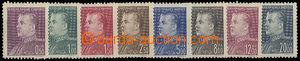23810 - 1949 postage stmp Hoxha Mi.467-74, c.v.. 35€