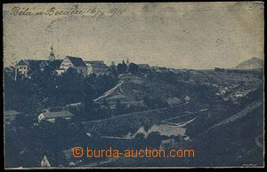 23975 - 1910 BĚLÁ P. B. - general view, additional printing on/for
