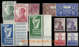 24092 - 1948 - 56 comp. of stamps Mi.108-9, 116-17, 118-19, 130-31,