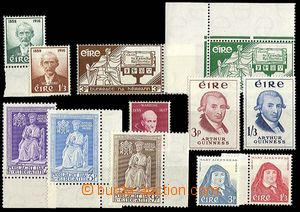 24094 - 1957 - 59 comp. of stamps Mi.111-13, 135, 136-37, 138-39, 14