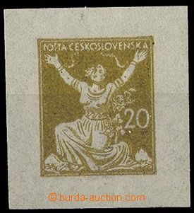 24249 - 1920 trial print issue Chainbreaker in/at ochre color from j