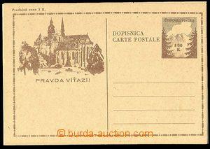 24443 - 1945 CDV73, 73a, 74, Košické vydání, pěkné, kat. 945K�