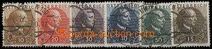 24761 - 1930 Mi.512-517, c.v.. 150€