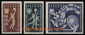 25099 - 1939 Mi.429-431, luxusní, kat. 45€