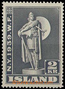 25168 - 1939 Mi.207, koncová hodnota, luxusní, kat. 75€