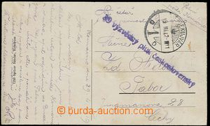 25186 - 1919 39. intelligence Rgt. Czechosl. + Hungarian CDS Ejsekuj