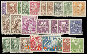25285 - 1936 selection of 26 pcs of various, mostly postage stmp fro
