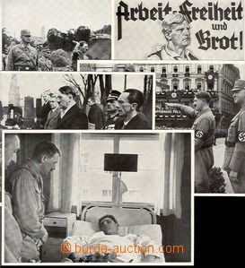 25332 - 1932 Germany   5 pcs of printed photos from set Deutschalnd