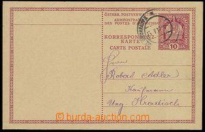25490 - 1919 CPŘ1 znehodnocena znárodněným DR Král. Vinohrady 1