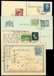 25943 - 1876 - 1951 comp. 5 pcs of PC, major-part abroad, good condi