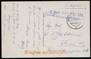 26034 - 1940 German occupation Petržalky in Slovakia, postcard (Par