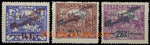 26191 - 1920 I.emise  Pof.L1A, L2A II, L3B, zk. Mrňák, Šablatúra, ka