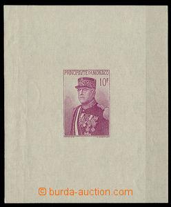 26435 - 1938 miniature sheet Mi.Bl.1, c.v.. 150€