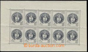 26460 - 1953 Destinnová Pof.PL757 T III., c.v.. 1200 CZK