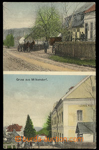 26622 - 1930 Mikendorf - 2-views color, Us, good condition