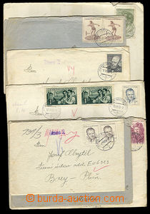 26662 - 1944 - 52 story 1 prisoner, comp. 8 pcs of entires also with
