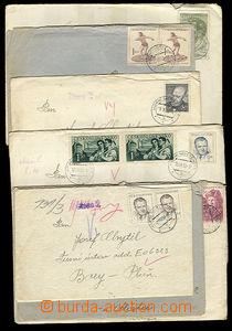 26662 - 1944 - 52 příběh 1 vězně, sestava 8 ks celistvostí i s