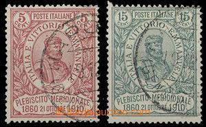 26705 - 1910 Mi.97-98, c.v.. 280€