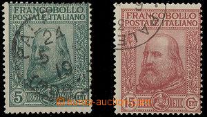 26706 - 1910 Mi.95-96, c.v.. 75€