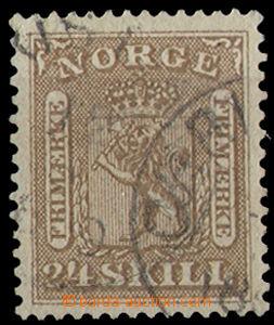 26716 - 1863 Mi.10, superb, c.v.. 100€