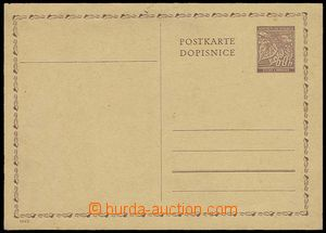 26729 - 1940 CDV9, without selling. price/-s, light oblique cut, bro