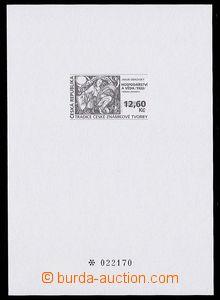 26855 - 1998 Pof.PT6a Tradice známkové tvorby, svěží, kat. 150K