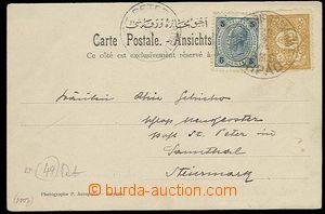 27016 - 1904? S.M.S. ARPÁD/ 20.4.04?, round postmark,  postcard Smy