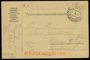 27066 - 1915 K.u.K. LUFTSCHIFFERABTEILUNG/ FLIEGERKOMPAGNIE Nr.8, le