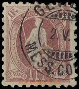 27100 - 1882 Mi.63B, good condition, cat. 95€