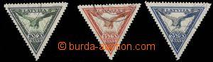 27378 - 1932 Mi.203A-205A, airmail stmp, nice, cat. 120€