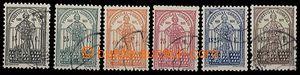 27380 - 1931 Mi.559-64, pěkné, kat. 110€