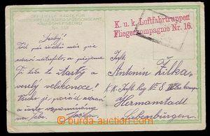27707 - 1915? K.u.K. Luftfahrtruppen/ Fliegerkompagnie Nr.16, červe