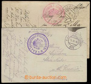 27708 - 1916 1x K.u.K. Luftfahrtruppen - Fliegerkompagnie No.16, kul