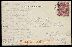 27713 - 1918 CDS Bodenbach/ 15.XII.18 - occupation German borderland