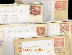27750 - 1919-20 CZECHOSLOVAKIA 1918-39   selection 27 pcs of Ppc wit